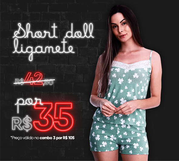 Shot doll liganete
